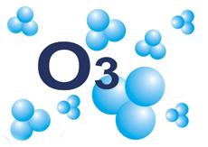 Молекулярная формула озона
