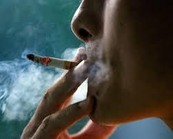Паління - одна з причин раку
