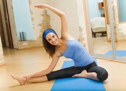 Лечебная гимнастика при опущении (выпадении) матки