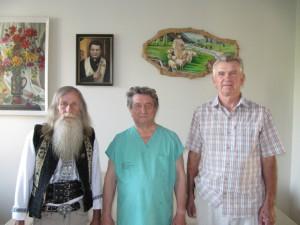 лікар Біляк і пацієнти