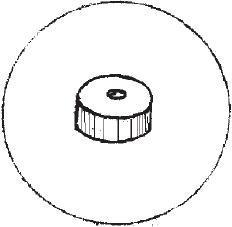 Вид кольца для наложения на маточную трубу (увеличение)