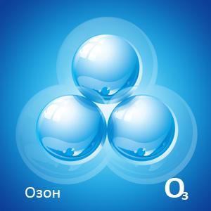 Цілющі властивості озону