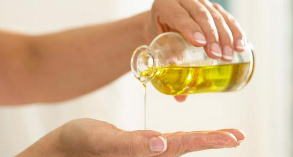 Использование оливкового масла, насыщенного медицинским озоном