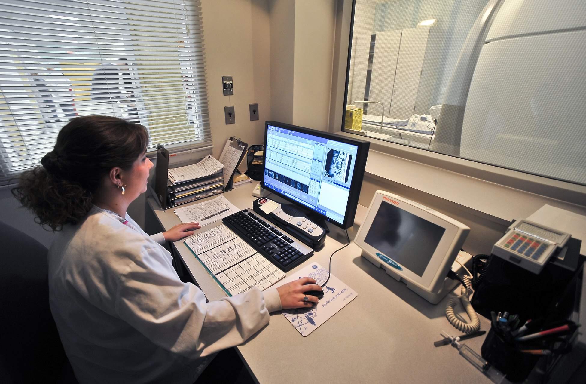 Диагностика уретероцеле с помощью МРТ