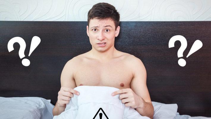 Что беспокоит мужчин? Актуальные вопросы