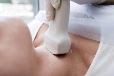 Техніка проведення УЗД щитовидки
