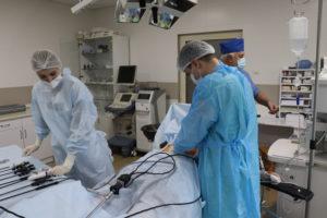 Хід операції гістеректомія
