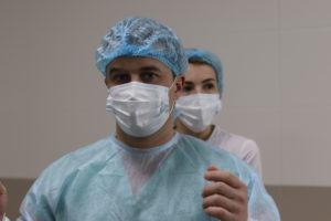 Особенности обследования в клинике
